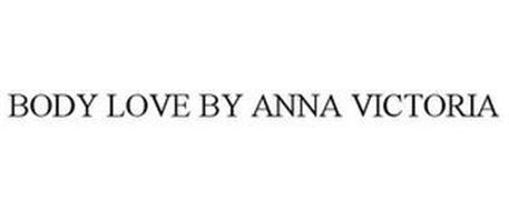 BODY LOVE BY ANNA VICTORIA
