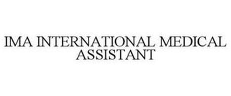 IMA INTERNATIONAL MEDICAL ASSISTANT