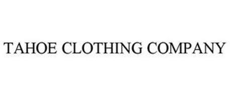 TAHOE CLOTHING COMPANY