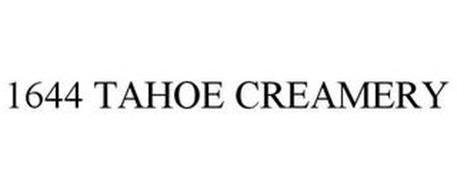 1644 TAHOE CREAMERY