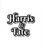 HARRIS & TATE