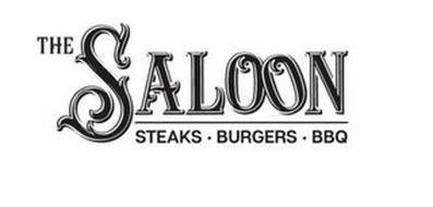 THE SALOON STEAKS · BURGERS · BBQ