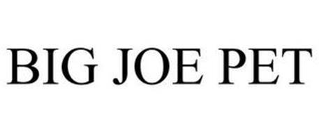 BIG JOE PET