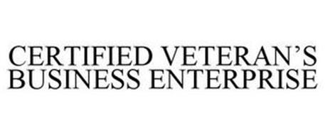CERTIFIED VETERAN'S BUSINESS ENTERPRISE
