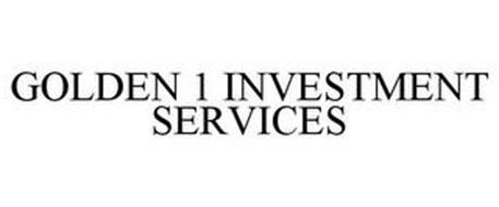 GOLDEN 1 INVESTMENT SERVICES