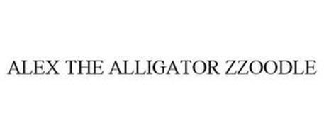 ALEX THE ALLIGATOR ZZOODLE