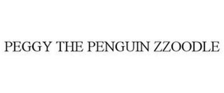 PEGGY THE PENGUIN ZZOODLE