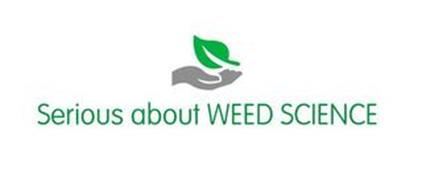 SERIOUS ABOUT WEED SCIENCE