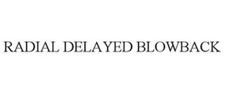 RADIAL DELAYED BLOWBACK