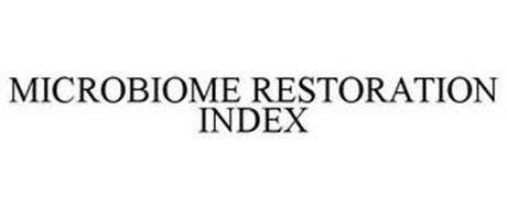 MICROBIOME RESTORATION INDEX
