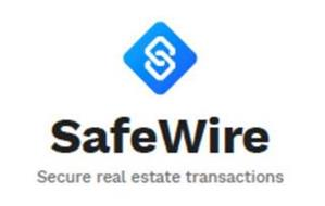 SAFEWIRE SECURE REAL ESTATE TRANSACTIONS