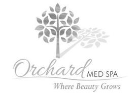 ORCHARD MED SPA WHERE BEAUTY GROWS