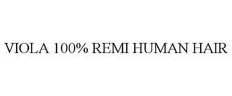 VIOLA 100% REMI HUMAN HAIR