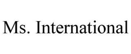 MS. INTERNATIONAL