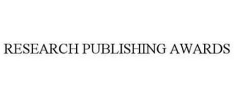 RESEARCH PUBLISHING AWARDS