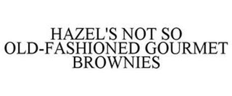 HAZEL'S NOT SO OLD-FASHIONED GOURMET BROWNIES
