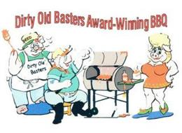 DIRTY OLD BASTERS AWARD-WINNING BBQ SEED SAUCE XXX OL' BASTER DIRTY OLE' BASTERS