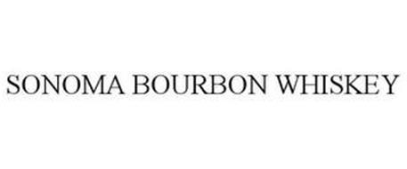 SONOMA BOURBON WHISKEY