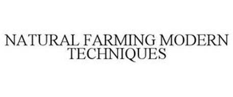 NATURAL FARMING MODERN TECHNIQUES