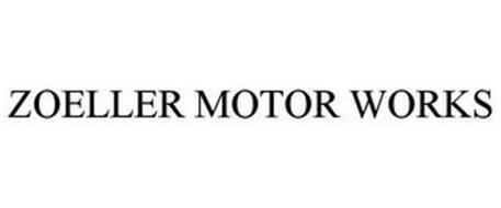 ZOELLER MOTOR WORKS