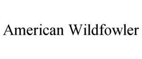 AMERICAN WILDFOWLER