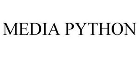 MEDIA PYTHON