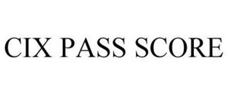 CIX PASS SCORE