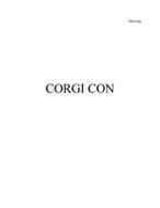 CORGI CON