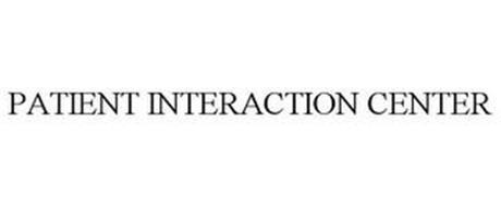 PATIENT INTERACTION CENTER