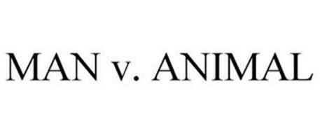 MAN V. ANIMAL