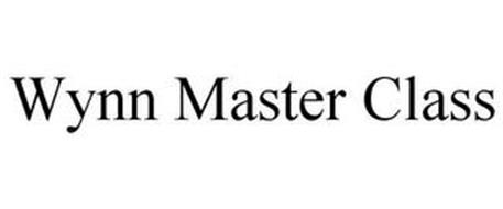WYNN MASTER CLASS