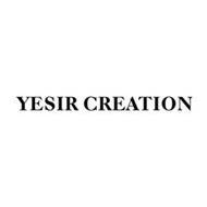 YESIR CREATION