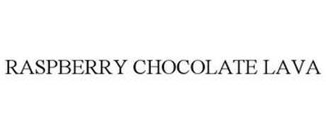 RASPBERRY CHOCOLATE LAVA