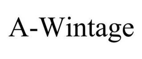 A-WINTAGE
