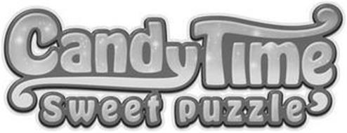 CANDY TIME SWEET PUZZLE'
