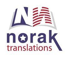 NN NORAK TRANSLATIONS