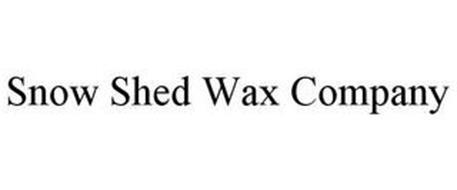 SNOW SHED WAX COMPANY