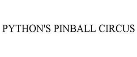 PYTHON'S PINBALL CIRCUS