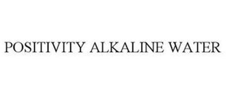 POSITIVITY ALKALINE WATER