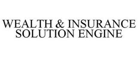 WEALTH & INSURANCE SOLUTION ENGINE