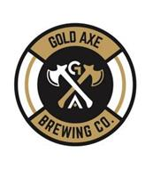 G A GOLD AXE BREWING CO.