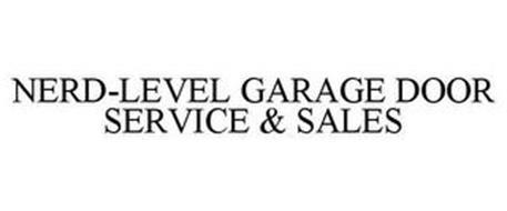 NERD-LEVEL GARAGE DOOR SERVICE & SALES