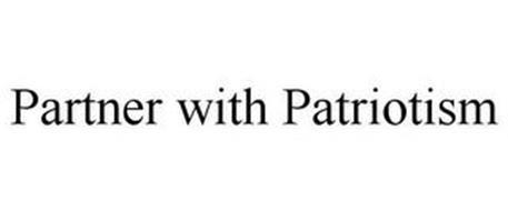 PARTNER WITH PATRIOTISM
