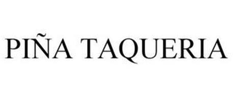 PIÑA TAQUERIA