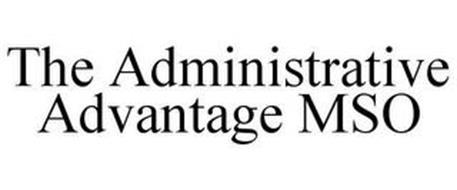 THE ADMINISTRATIVE ADVANTAGE MSO