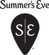 SUMMER'S EVE S E