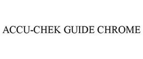 ACCU-CHEK GUIDE CHROME
