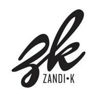 ZK ZANDI · K