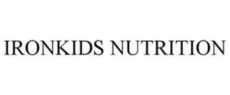 IRONKIDS NUTRITION