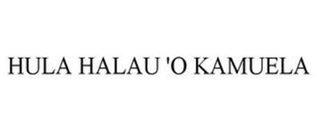 HULA HALAU 'O KAMUELA
